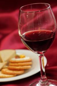 赤ワインマリアージュ
