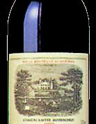シャトーラフィットロートシルト 1981年