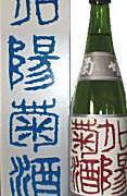 菊姫 加陽菊酒